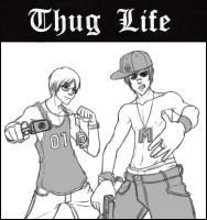 Thug Life by McHuggies