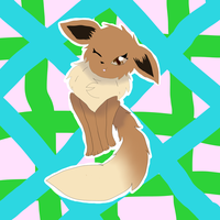 Eevee by redfeather522