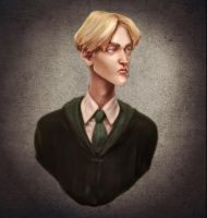 Draco Malfoy sculpt by Furipon