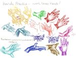 Hands Practice-Work Those Hands! by Jade-of-the-dragons