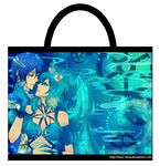 Vocaloid-underwater-bag sample by kuso-taisa