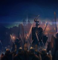 Looking for the Iron Throne, Game of Thrones, 6 by Dumaker