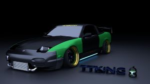 Nissan x200 by TTKiNG13