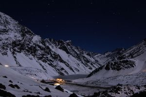 Hotel Portillo Night by jurelazo