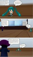 MRaC Chapter 3. Impending Evool. Part 1 by ChilledCubchoo
