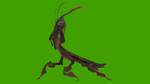 Ghost Mantis (+animation!) by Malbet