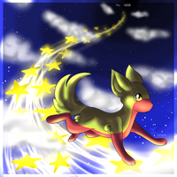 Follow The Stars by eevee4everX3