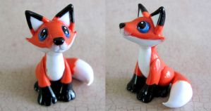 Little Red Fox by DragonsAndBeasties