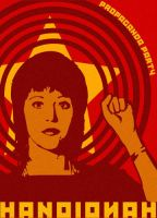 Hanoi Jane Propaganda 2 by popstalin