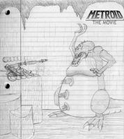 Metroid: The Movie 3 by RagnarokKnight