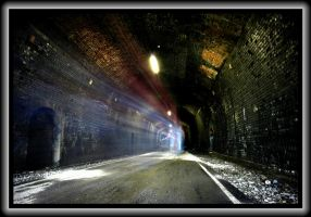 Tunnel Trails by Megglles