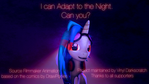 Adapting To Night SFM project promo by Thespahthatspies
