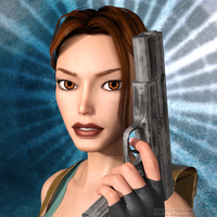 Classic Raider 39 by tombraider4ever