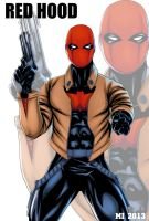 Red Hood by crow110696