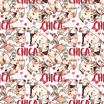 Chica Pattern by Kayroos
