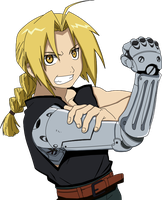 Edward Elric by Naruto-fan27