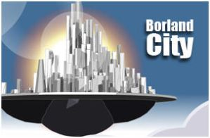 Borland city by VictorHugo