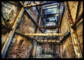 Life Among the Ruins HDR by ISIK5