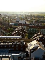 Sunny Rooftops by alekparkour