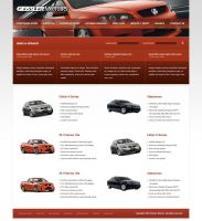 Geissler Motors by webgraphix