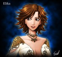 Prince of Persia - Elika by cerae28