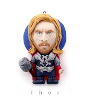 AVENGERS - Thor - CLAY SCULPTURES by buzhandmade