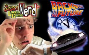 AVGN Back to the Future Redux by x-Destinys-Force-x