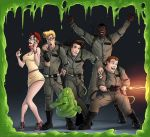 Ghostbusters 1 by Killersha