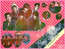 Boyfriend wallpaper 5 by cherrytinayumi