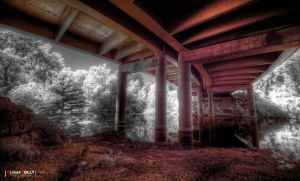 Under the bridge by bamboomix