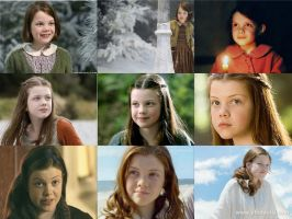 Narnia Lucy by lilaclily3