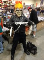 Katsucon 2014: Ghost Rider by SpikeJet2736