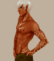 Fenris by CarrotCakeBandit