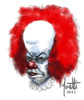 Pennywise by olivier77