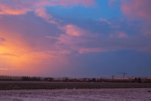 Winter morning by jerdenberg