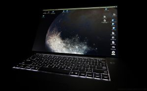 MacBook Pro by SnipePhotography