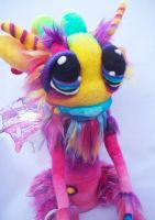 Rainbow Whistle Pop Goblin' by Tanglewood-Thicket
