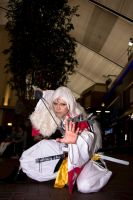 Sesshomaru (Cosplay by FamousLegend) by TMProjection
