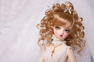 Prudence the Hime Gyaru by sassystrawberry
