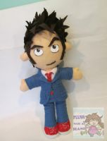 Doctor Who 10 puppet by Spizzina00