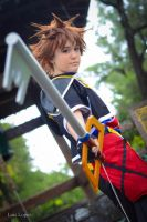 Sora - Lock On by Sky-Alex