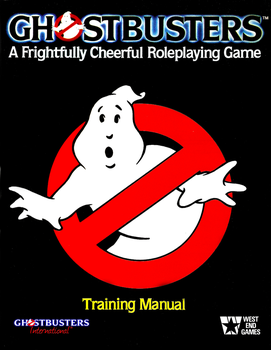 Ghostbusters RPG House Rules by TorturedArtist745