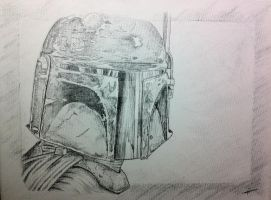 Boba Fett by syril32