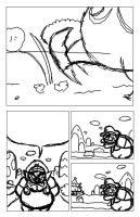 Comic Workshop Art - Storyboard Mode Example by JamesmanTheRegenold
