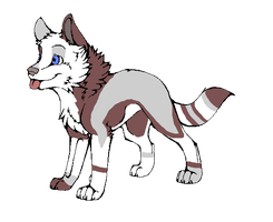 Wolf Point Adoptable CLOSED by SuraAdopts