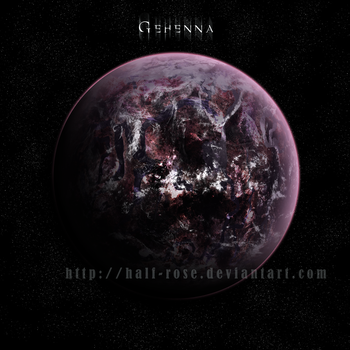 Gehenna by half-rose
