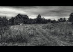 House on the Hill by wchild