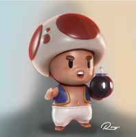 toad time! by roboba