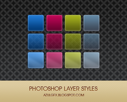 AzulGFX PS Layer Styles11 by AzulGFX
