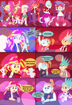 Mlp Eg Wake Up With A Monster Part 29 by Deidrax